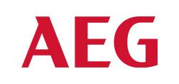 AEG Home Appliances. Logo