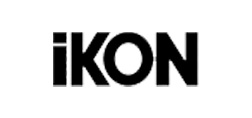 iKON Electronics and Home Appliances. Logo