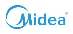Midea Appliances. Logo