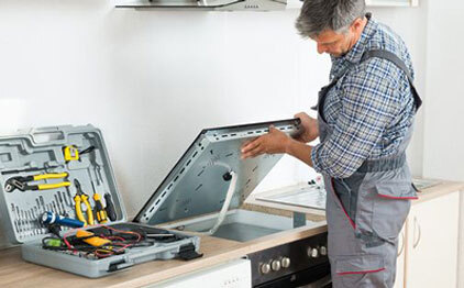 Our Expert technicians are available for Electric stove repair 24/7 .