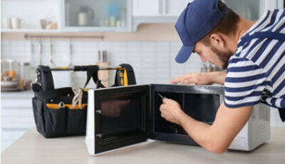 Our Expert technicians are available for Microwave Oven repair 24/7 .