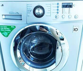 LG Washing Machine PC Board Replacement